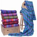 Multi-Line Alpaca Blankets and Throws