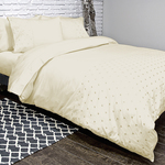 Jubilee Ivory Bedding by Alamode Home