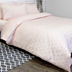 Jubilee Blush Bedding by Alamode Home