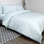 Jubilee Aqua Bedding by Alamode Home