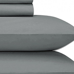 Grey Jubilee Sheet Set by Alamode