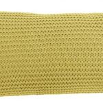 Mustard Keystone Cushion by Alamode Home