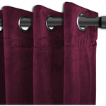 Merlot Langtry Curtains by Alamode Home