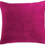 Langtry Fushia Cushion by Alamode Home