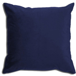 Langtry Navy Blue Cushion by Alamode Home