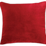 Langtry Red Cushion by Alamode Home