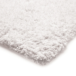 White Lux Rug by Moda at Home