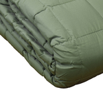 Mint Soft Touch Quilted Blankets by Century Home