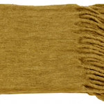 Gold Minden Throws by Alamode Home