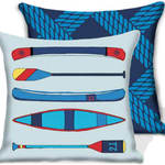 Canoe/Rope Outdoor Chair Cushions