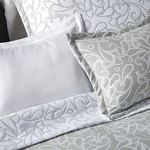 Grey Paisley Bedding by Revelle