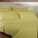 Ashley Thompson Quilt Sets Yellow