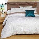 Quinn Duvet Cover Set with Sham by Daniadown