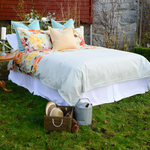Coming Up Roses- Bountiful Bedding by Cover Story