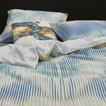 Rye Blue Bedding by Essenza