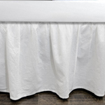 Sauton Sands Ruffled Bedskirt by Alamode Home