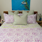 Kaleidoscope- Sea Urchin Bedding by Cover Story