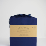 Indigo Bamboo Sheets by Leave Nothing But Footprints