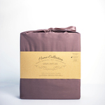 Nutmeg Bamboo Sheets by Leave Nothing But Footprints