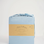 Sky Bamboo Sheets by Leave Nothing But Footprints