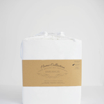 White Bamboo Sheets by Leave Nothing But Footprints