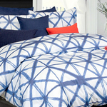 Shibori Duvet Cover Set by Alamode Home