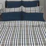 Simon Flannel Bedding by Cuddle Down