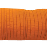 "Mango Spun Silk 10"" X 25"" Cushions by Alamode Home"