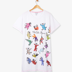 Cats Pajamas Sleep Shirts by Hatley