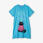 Kitten Sleep Shirts by Hatley