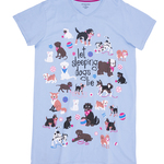 Sleeping Dogs Sleep Shirts by Hatley