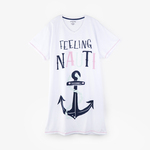 Feeling Nauti Sleep Shirts by Hatley