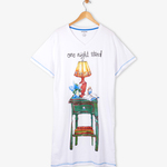 One Night Stand Sleep Shirts by Hatley