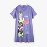 Love the Wine Sleep Shirts by Hatley