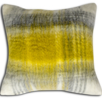 Lennox Mohair Cushion by Alamode Home