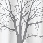 Trees Shower Curtain by Interdesign