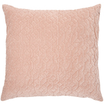 Pink Blush Velour Accessories by Brunelli
