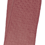 Raspberry Velour Accessories by Brunelli