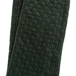 Green Velour Accessories by Brunelli