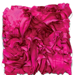 Fuchsia Waves Cushions by Alamode Home