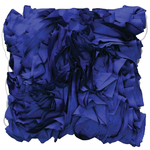 Ink Blue Waves Cushions by Alamode Home