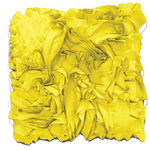 Yellow Waves Cushions by Alamode Home