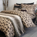 Woodland Amber Bedding by Alamode Home