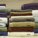 Zen Organic Towels by Shatex